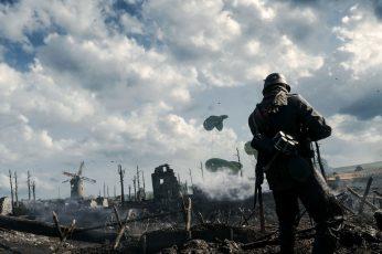 Call Of Duty Digital Wallapaper, Battlefield 1