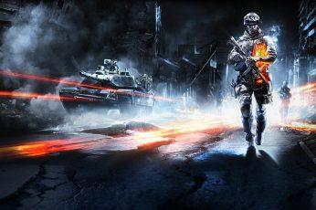 Wallpaper Call Of Duty Ghost Recon 3d Illustration, Battlefield