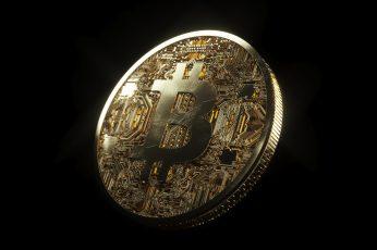 Wallpaper Cryptocurrency, Blockchain, Bitcoin, Money, Finance