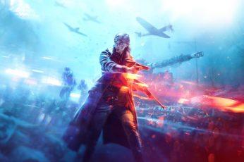 Game Hd Wallpaper, Battlefield, Battlefield 5