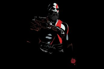 Wallpaper Kratos, God Of War 4, Games, Ps Games, Hd, 4k