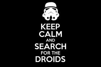 Wallpaper Star Wars Minimalistic Text Funny Meme Black