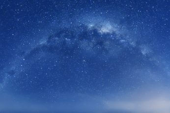 Wallpaper Stock, Mac Os X, Starry Sky, 5k, Stars, Milky