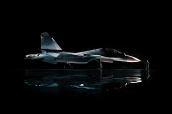 Wallpaper White Jet Fighter, Military, Military Aircraft