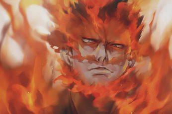 Wallpaper Anime, My Hero Academia, Blue Eyes, Boku No Hero