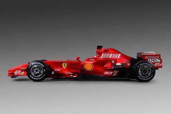 Wallpaper Car, Formula 1, Ferrari F1