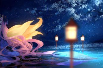 Wallpaper Caster Fateextra, Fate Series, Anime Girls