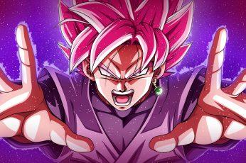 Dragon Ball Super Goku Black Wallpaper, Dbs, Game