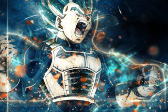 Dragon Ball Z Vegeta Wallpaper, Dragon Ball Super