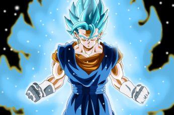 Wallpaper Dragonball Super Son Goku, Dragon Ball