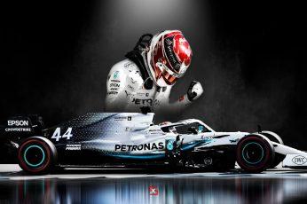 Wallpaper Formula 1, Mercedes Benz, Mercedes F1, Lewis