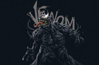 Wallpaper Language, Teeth, Marvel, Venom, Symbiote