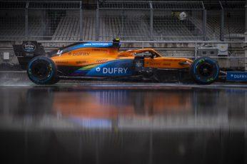 Wallpaper Mclaren F1, Formula 1, Lando Norris