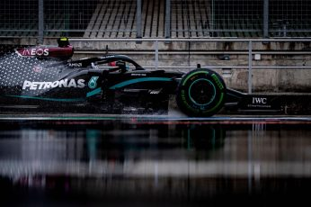 Wallpaper Mercedes Amg Petronas, Ineos, Iwc, Formula 1
