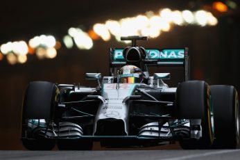 Wallpaper Mercedes Benz, Formula 1, F1, Lewis Hamilton
