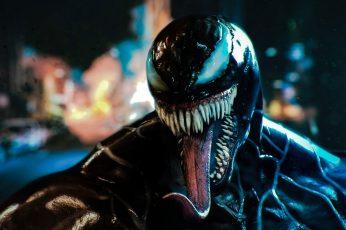 Wallpaper Movie, Venom