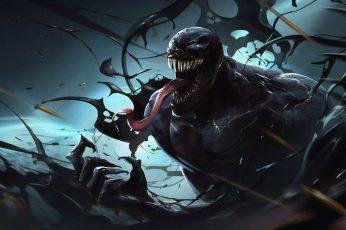 Wallpaper Movie, Venom HD