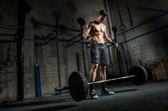 Wallpaper Muscle, Press, Pose, Athlete, Workout, Gym, Fitness