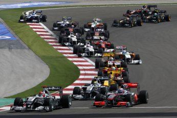 Wallpaper Racing, F1