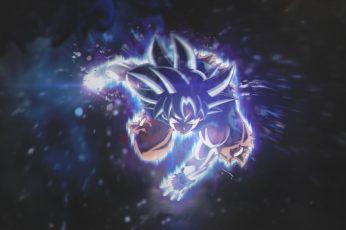 Wallpaper Son Goku, Dragon Ball, Dragon Ball Super