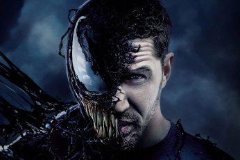 Wallpaper Tom Hardy In Venom 4k