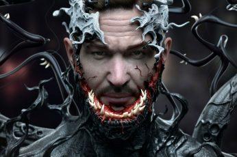 Wallpaper Venom Movie, Hd, 4k, Cgi, 3d, Artwork, Artist