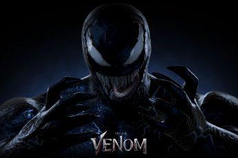 Wallpaper Venom Movie, Hd, 4k, Supervillain, Digital Art
