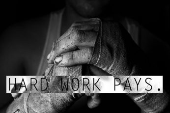 Wallpaper Working Out, Monochrome, Boxing, Hands