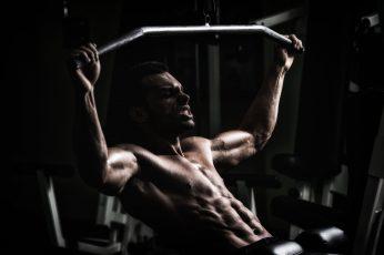 Wallpaper Workout, Gym, Bodybuilder