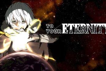 Anime, To Your Eternity, Fushi To Your Eternity