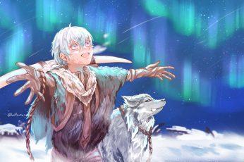 Fushi Joan Sword To Your Eternity, Hd Wallpaper
