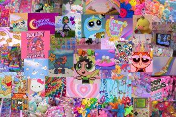 Kidcore Cute Aesthetic Wallpaper