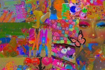 Kidcore Aesthetic Wallpaper Desktop