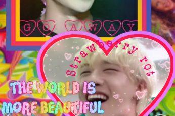 Kidcore Aesthetic Wallpaper Kpop Cute