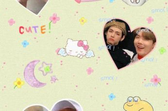 Kidcore Aesthetic Wallpaper Cutie kpop