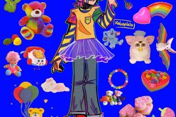 Kidcore Laptop Wallpaper HD
