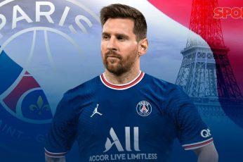 Wallpaper Paris Saint Germain Messi