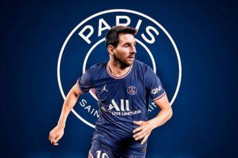 Messi paris saint germain wallpaper download