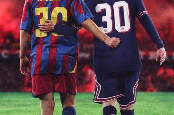 Messi Paris Saint Germain Wallpaper, Ronaldinho, 30