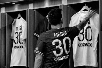 Messi wallpaper 30 PSG download