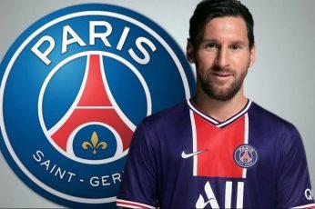 Messi Paris Saint Germain Wallpaper