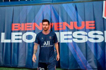 Messi PSG Wallpaper, Welcome Leo Messi
