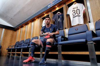 Messi 30 Paris Saint Germain Wallpaper