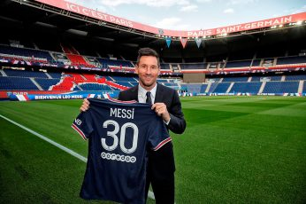 Messi PSG HD Wallpapers