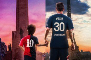 Leo Messi Paris Saint Germain Wallpaper