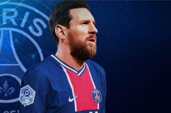 Messi Paris Saint Germain Wallpapers