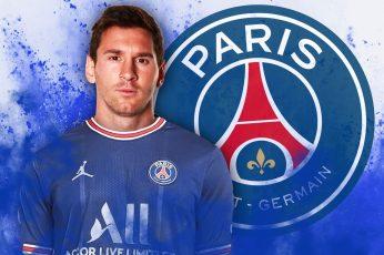Paris Saint Germain Messi Wallpaper