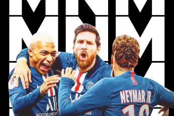 PSG Messi Wallpaper