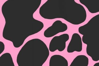 Wallpaper Moo Vevo Music Video, Aesthetic, Animal, Cow, Fire, Iphone
