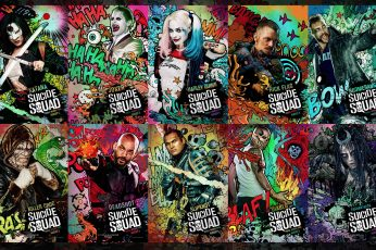 Suicide Squad Pic Free Download Wallpaper